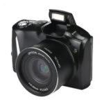 New              KOMERY CDR6 24MP 20X Zoom 720P HD 3.5 Inch Screen F3.2-6.5 Lens Mirrorless Digital Camera Night Version