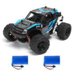 New              HS 18311/18312 1/18 35km/h 2.4G 4CH 4WD High Speed Climber Crawler RC Car Toys Two Battery