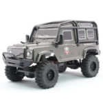 New              RGT 136240 V2 1/24 2.4G RC Car 4WD 15KM/H Vehicle RC Rock Crawler Off-road
