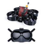 New              (November Limited) iFlight X DJI MegaBee HD 3 Inch 4S FPV Racing Drone BNF/PNP w/ Digital HD FPV System Air Unit 720p/120fps 1440×810 FPV Goggles