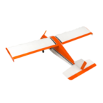 New              T09 AreoMax 745mm Wingspan 4CH RC Airplane Fixed-wing KIT/PNP