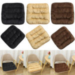New              Universal Warmer Car Seat Cushion Plush Breathable Cover Pad For Car/Office/Home