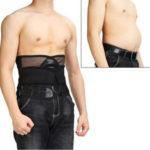 New              Body Burning Shape Slimming Gym Slim Exercise Wrap Belt