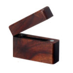 New              Wooden Ring Bearer Box Gift Vintage Wedding Storage Jewelry Holder Container