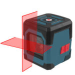 New              HANMATEK LV1 Laser Level Cross Line Laser with Measuring Range 50ft, Self-Leveling Vertical and Horizontal Line