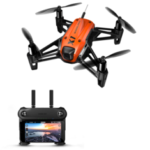 New              WINGSLAND X1 Mini WIFI FPV With 640P HD Camera Optical Flow Positioning RC Racing Drone Quadcopter