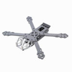 New              HSKRC KT 230mm 5 Inch / 260mm 6 Inch / 290mm 7 Inch 3K Carbon Fiber Frame Kit for RC Drone FPV Racing