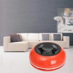 New              Robotic Vacuum Cleaner Smart Auto Floor Dust Microfiber Cleaning Sweeper Mop