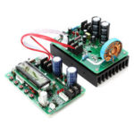 New              ZXY6020S 60V 10A 600W Programable CNC DC-DC Regulated Power Supply Voltage Step Down Module with Digital Display Module