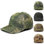New              Men Adjustable Camouflage Hat Hunting Fishing Hiking Military Baseball Cap