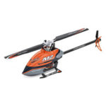 New              OMPHOBBY M2 6CH 3D Flybarless Dual Brushless Motor Direct-Drive RC Helicopter BNF With 4 IN 1 Flight Controller