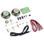 New              EQKIT? AMP-1 TDA2822M Power Amplifier Amplify Module DIY Kit Electronic Production for  Diy Kit Electronic PCB Board Module