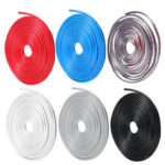New              5M Universal Car Anti Collision sealing Strip Door Edge Protector Guard Trim Scratch