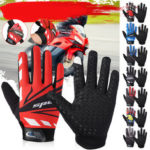 New              Windproof Touch Screen Gloves Breathable for Outdoor Riding Motorcycle Sport