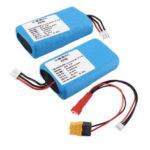 New              1PCS 18650 7.4V 2000mah/3400mah 2S Battery for Jumper T16 Transmitter