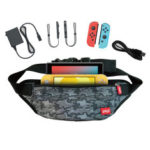 New              Ipega-SW011 Men Outdoor Sport Multifunctional Waist Bag Shoulder Hiking Cycling Military Camouflage Bag