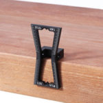 New              Aluminum Alloy Dovetail Marker Jig Woodworking 1:5 1:6 1:7 1:8 Slopes Dovetail Marking Template Wood Joints Guide