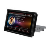 New              7 Inch 1 Din for Android 8.1 Car MP5 Player Radio Stereo 4 core Adjustable Rotation GPS Touch Screen Wifi