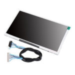 New              7 Inch 1024*600 720P 65K HD LVDS IPS Full View Angle Industrial Display LCD Screen
