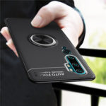 New              Bakeey 360º Rotating Magnetic Ring Holder Soft TPU Shockproof Protective Case for Xiaomi Mi Note 10 / Xiaomi Mi Note 10 Pro / Xiaomi Mi CC9 Pro