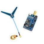 New              MATEKSYS VTX-1G3-9 1.2Ghz 1.3Ghz 9CH International INTL Version FPV Video Transmitter for RC Drone Goggles Monitor