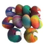 New              Super Soft Cashmere Yarn Ball Baby Natural Smooth Wool Line Knitting Sewing Tools