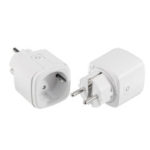 New              2pcs 15A EU DoHome HomeKit WiFi Smart Plug Home Power Switch Socket Outle 2.4GHzNet Works with Alexa/Google Assistant Timer No Hub Required