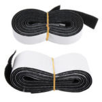 New              1mX25mm 1mX45mm Anti-Slip Damping Silicone Mat Battery Adhesive Tape for RC Lipo Battery