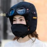 New              Multi-function Cold-proof Mask Hat