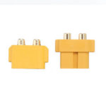 New              1Pair Amass XT60PM Plug Connector Adapter Plug for RC Model Lipo Battery