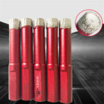 New              6-14mm Marble Diamond Dry Playing Hole Saw Drill Bits Ceramic Tile Glass Cutter