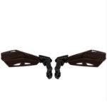 New              Pair 7/8″ 22mm Motorcycle Handguard Hand Guard Shield Windproof Universal Handlebar Protector