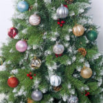 New              12Pcs 50mm Christmas Tree Ball Baubles Decoration Xmas Hanging Party Ornaments