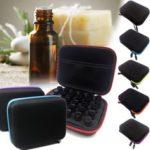 New              30 Bottles 1~3ml Essential Oil Case Carry Box Portable Travel Storage Holder Bag