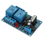 New              Speaker Power Amplifier Board Dual 15A Relay Protector Boot Delay and DC Detection Protection Module