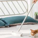 New              Jordan & Judy Retractable Roller Sticky Mop for Bed, Sofa, Floor Mat 130cm Rod from Xiaomi Youpin