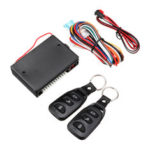 New              Universal Car Remote Control Central Door Lock Kit Locking Keyless Entry System