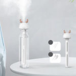 New              Portable Air Humidifier Purifier Mini Deer Rabbit Detach Bottle Aroma Diffuser Mist Maker For Home Office