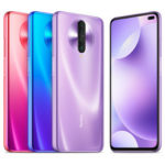 New              Xiaomi Redmi K30 CN 4G Version 6.67 inch 120Hz Fluid Display 6GB 64GB 64MP Quad Rear Cameras 4500mAh 27W Fast Charge NFC Snapdragon 730G Octa core 4G Smartphone