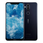 New              Nokia 8.1 Global Version 6.18 inch FHD+ Pure Display NFC Android 10 3500mAh 20MP Front Facing Camera 6GB RAM 128GB ROM Snapdragon 710 Octa Core 4G Smartphone