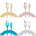 New              Bakeey 2.5A Type C Micro USB Fast Charging Data Cable For Huawei P30 Pro Mate 30 Xiaomi Mi9 9Pro Redmi Note 5 Pro 7A Oneplus 6Pro 7T