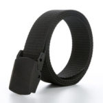 New              3.2cm Nylon Metal-free Belt