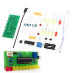 New              3pcs LM3915 10-segment Audio Level Indicator Kit Electronic Soldering Training experiment DIY Parts