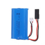 New              7.4V 1200mah li-ion Battery For SG 1203 1/12 Drift RC Tank Car High Speed Vehicle Models Parts