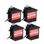 New              4PCS Racerstar DS5601HV 120° 5.6g Coreless Metal Gear Digital HV Servo For RC Airplane