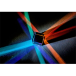 New              15mm Cube Combination Prism Light Cube Six-Sided Bright Beam Splitting Prism Toys