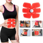 New              15 Levels Wireless Muscle Massager Stimulator Body Slimming Electronic System