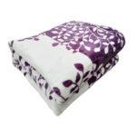 New              Electric Throw Heated Blanket Fleece Warm Bedding Blanket