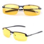 New              Nignight Vision Glasses Anti-glare Sunglasses Sports Driving Night Vision