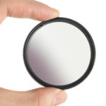 New              Grad Gradient Gray Lens Filter 49/52/55/58/62/67/72/77mm for Canon for Nikon DSLR Camera